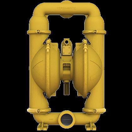 3 inch clamped metal pump